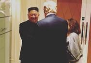 Cái bắt tay chào tạm biệt vui vẻ và nhiều hình ảnh đẹp của Tổng thống Trump và Chủ tịch Kim tại Việt Nam
