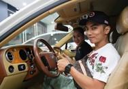 Khánh Thi kể chuyện đi làm bằng xe máy nhưng về lại leo lên xe khác, fan bình luận: 'Đẻ xong mất não đó chị'