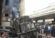 Vụ tai nạn tàu hỏa ở Ai Cập: 6 người bị bắt tạm giam