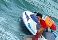 Một người Trung Quốc đuối nước ở bãi đá Ông Địa