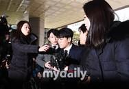 Seungri chính thức trình diện để thẩm vấn: Vẫn đi xe sang nhưng tiều tuỵ hẳn, mắt đỏ rưng rưng xin lỗi nạn nhân