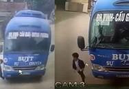 Tài xế đánh lái giúp bé trai 6 tuổi thoát chết khi băng qua đường