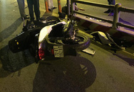 Nam thanh niên tử vong sau khi chạy xe máy tông trúng dải phân cách trên đường dẫn cao tốc