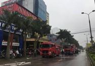 Nghệ An: Cháy lớn tại tổ hợp khách sạn, bar, karaoke Avatar