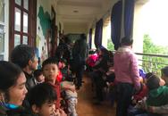 Chật kín phụ huynh Bắc Ninh chờ xét nghiệm sán lợn cho con