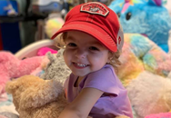 Xót xa bé gái 2 tuổi bị ung thư buồng trứng