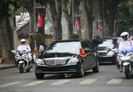 Chủ tịch Kim Jong-un đến viếng tượng đài liệt sĩ, thăm lăng Chủ tịch Hồ Chí Minh