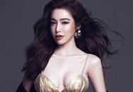 """Mất tích mấy năm để chăm 2 con nhỏ, Elly Trần bất ngờ tái xuất khoe ngực """"khủng"""", eo thon"""