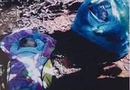 Bé trai 2 tháng tuổi bị bỏ rơi rạng sáng
