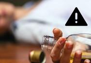 Cậu sinh viên trẻ tuổi chết tức tưởi sau khi uống 25 ly rượu trong 1 phút
