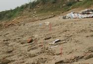 Vụ 8 học sinh chết đuối ở Hoà Bình: Đau lòng những bát cơm cúng, nén hương tàn trên cát