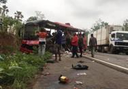 Ít nhất 60 người chết trong tai nạn đối đầu xe bus ở Ghana