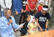 Tiếng khóc xé lòng của em bé đón thi thể mẹ trở về từ Thái Lan
