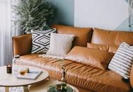 Cặp vợ chồng trẻ khiến căn hộ 55m² lột xác nhờ cách sắp xếp không gian và tạo sự phá cách từ nội thất cũ