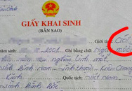 Hồ sơ tuyển sinh không hợp lệ vì giới tính giấy khai sinh là 'Gái'