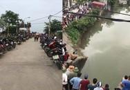 Phát hiện xe máy gần bờ, lặn tìm phát hiện thi thể người đàn ông dưới sông