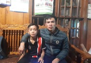 """Bố cậu bé Sơn La đạp xe không phanh xuống Hà Nội thăm em: """"May mà bé không cho em gái đi cùng"""""""