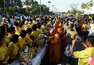 Thái Lan tổ chức lễ đăng quang công phu cho nhà vua