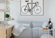 Không gian sống tiện nghi, xinh xắn trong căn hộ chỉ 33 m2