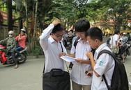 """Thi thử THPT Quốc gia tại Hà Nội: Thí sinh """"thở phào"""" vì tổ hợp môn xã hội vừa sức"""