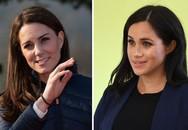 """Giữa tin đồn bất hòa với em dâu, Công nương Kate đã có hành động """"cao tay"""" hơn Meghan, khiến ai cũng phải kiêng nể"""