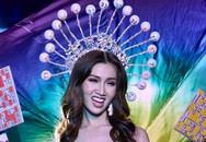 Thí sinh Hoa hậu Chuyển giới lộ bụng mỡ, trang phục kỳ quặc