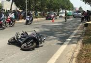 Va chạm với xe máy, nam thanh niên 25 tuổi lái mô tô văng vào lề đường tử vong tại chỗ