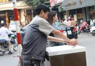 Hà Nội: Trụ nước miễn phí uống ngay giữa đường phố trở thành nơi... rửa tay