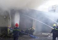 Sài Gòn: Cháy cửa hàng kinh doanh đồ điện tử, một người tử vong