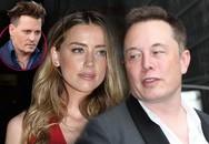 """""""Cướp biển"""" Johnny Depp cáo buộc Amber Heard ngoại tình với tỷ phú Elon Musk"""