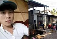 Chân dung đối tượng giết người, cố thủ ở Bình Thuận