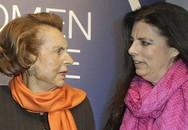 Nữ thừa kế tập đoàn L'Oreal trở thành người phụ nữ giàu nhất thế giới