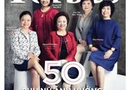 """Người đàn bà """"thép"""" chia sẻ bí quyết trở thành 1 trong 50 phụ nữ ảnh hưởng nhất Việt Nam 2019"""