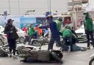 Cảnh sát giả xe ôm quật ngã nhóm dàn cảnh cướp tài sản
