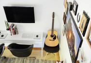 Chia sẻ của cặp vợ chồng trẻ về ngôi nhà thuê siêu nhỏ rất đơn giản, thoải mái
