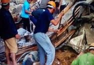 Cao Bằng: Thông tin mới nhất vụ sạt lở mỏ đá Phia Viềng, 2 người tử vong