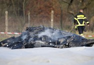 Rơi máy bay tại Đức, nữ đại gia Nga thiệt mạng
