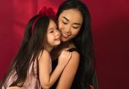 """""""Công chúa lai"""" nhà Đoan Trang hút hồn fan hâm mộ thêm lần nữa qua ống kính cậu ruột"""