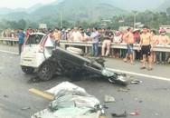 Xác định danh tính tài xế xe con tử vong sau cú đối đầu với xe Howo trên đường Hoà Lạc