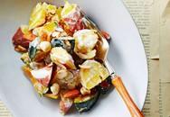 Cách làm salad ngon miệng cho bữa tối, giảm 2kg chỉ trong 1 tuần