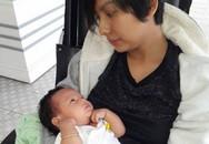 Nữ diễn viên Thúy Anh bị xuất huyết não, liệt nửa người sau khi sinh con