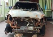 Thanh Hóa:  Công an truy tìm đối tượng phóng hỏa đốt xe ô tô trong đêm