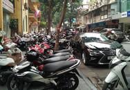 Nhiều lo lắng về việc lắp camera phạt nguội lấn chiếm vỉa hè ở Hà Nội