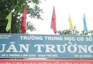Nam sinh Sài Gòn bị 6 bạn đánh hội đồng ngay tại sân trường