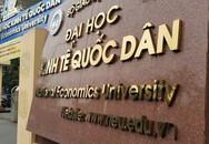 Trường ĐH Kinh tế quốc dân xóa điểm trúng tuyển của 2 thí sinh Hòa Bình