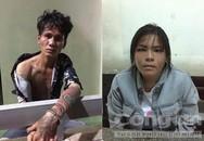 Truy đuổi cặp vợ chồng giật điện thoại, cô gái tàn tật té nhào