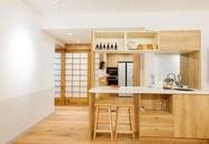 """Không có sofa, bàn trà hay thảm, căn hộ của cặp vợ chồng trẻ sau cải tạo làm """"thổn thức"""" bao trái tim yêu phong cách Nhật"""