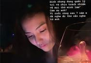 Sau nghi án tái hợp, Hồng Quế lại công khai tin nhắn chia tay của bố con gái