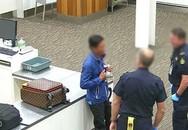 Úc bắt công dân Việt quấn quanh cổ túi cá rồng quý hiếm tại sân bay
