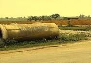 Xe máy chở 3 tông vào ống cống ven đường,cả 3 nam sinh tử vong giữa đêm khuya